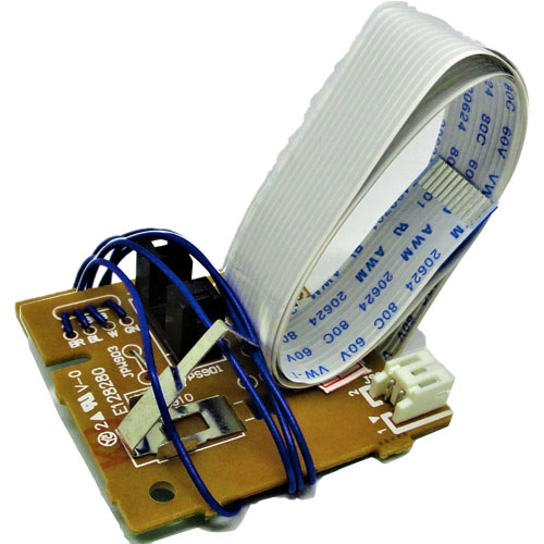 Motor PCB Assy / ECU (Engine Control Unit) DC Controller For HP LaserJet Pro M125 M126 M127 M128 ( RM2-7385)