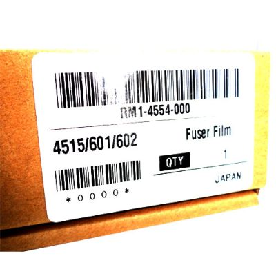 Fuser Fixing Film For HP 4015 /603/604 Made In Japan RM1-4554