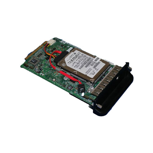 Formatter Card with Hard Disk For HP Designjet T610 T1100 PS NEW Q6683-67030 Q6683-60193