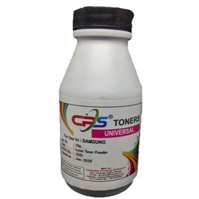 Black Toner Powder For Refill Samsung Cartridges Universal