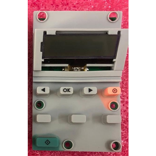 HP m 1005 Control Panel without Body (full panel pcb with led and front switch)